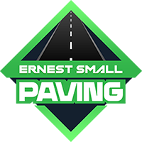 Ernest Small Paving Small Logo